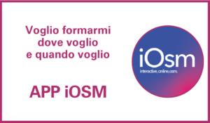 App iOSM